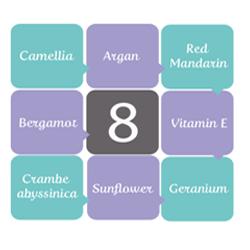 8 ingredienten Infinatura Cura Oil